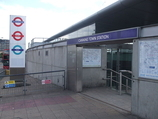Canning Town Tube Station