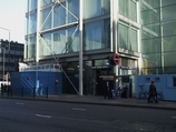 Euston Square Tube Station