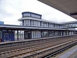Wikipedia - Ashford International railway station