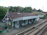 Wikipedia - Goring-by-Sea railway station