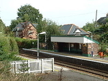 Wikipedia - Ashley railway station