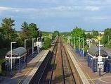 Wikipedia - Grateley railway station