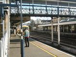 Wikipedia - Gravesend railway station