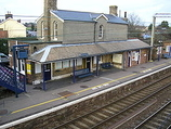Wikipedia - Great Bentley railway station