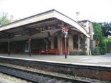 Wikipedia - Great Malvern railway station