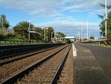 Wikipedia - Greenfaulds railway station