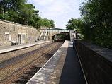 Wikipedia - Greenfield railway station