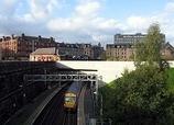 Wikipedia - Greenock West railway station