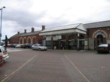 Wikipedia - Grimsby Town railway station