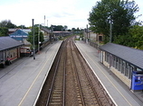 Wikipedia - Guiseley railway station