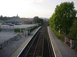 Wikipedia - Gwersyllt railway station