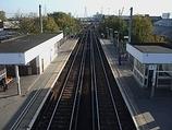Wikipedia - Hackney Wick railway station