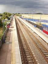 Wikipedia - Haddenham & Thame Parkway railway station