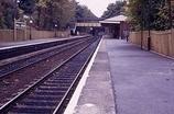 Wikipedia - Hall Green railway station