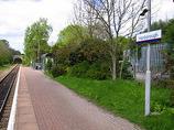 Wikipedia - Hanborough railway station