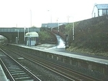 Wikipedia - Hapton railway station