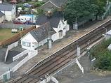 Wikipedia - Harlech railway station