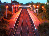Wikipedia - Aspatria railway station