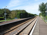Wikipedia - Harling Road railway station