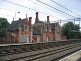 Wikipedia - Atherstone railway station