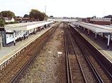 Wikipedia - Havant railway station