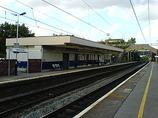 Wikipedia - Heald Green railway station