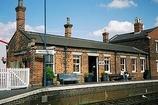 Wikipedia - Heckington railway station