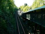 Wikipedia - Helensburgh Upper railway station