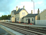 Wikipedia - Hensall railway station