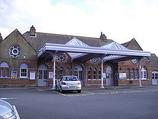 Wikipedia - Herne Bay railway station