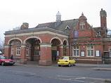 Wikipedia - Hertford East railway station