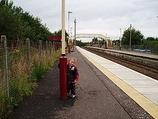 Wikipedia - Auchinleck railway station