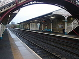 Wikipedia - Hexham railway station
