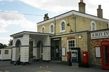Wikipedia - Audley End railway station