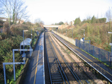 Wikipedia - Higham railway station
