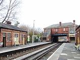 Wikipedia - Hillside railway station