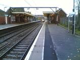Wikipedia - Hockley railway station