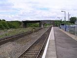 Wikipedia - Honeybourne railway station