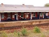 Wikipedia - Hook railway station
