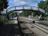 Wikipedia - Hope (Derbyshire) railway station