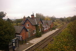 Wikipedia - Hopton Heath railway station