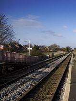 Wikipedia - Humphrey Park railway station