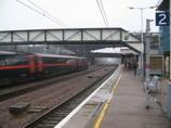 Wikipedia - Huntingdon railway station