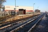 Wikipedia - Hykeham railway station