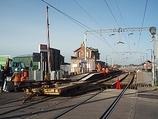 Wikipedia - Hythe railway station