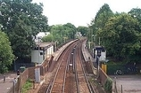 Wikipedia - Ifield railway station
