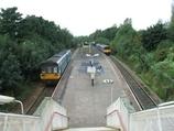 Wikipedia - Ince railway station