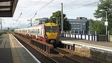 Wikipedia - Irvine railway station