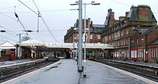 Wikipedia - Ayr railway station