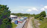 Wikipedia - Johnston railway station